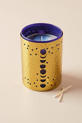 Capri Blue Moon Phase Candle