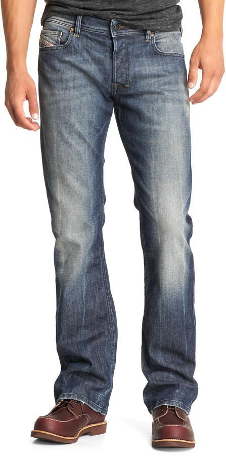 Diesel ZATINY - Bootcut jeans
