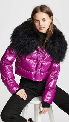 Jocelyn Cropped Puffer Jacket