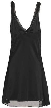 3.1 Phillip Lim Stretch-Knit Mini Dress