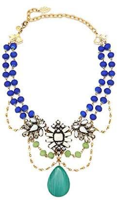 "David Aubrey 'Clara' 15"" Multi-chain Necklace"
