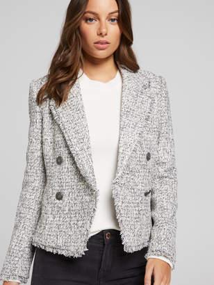 Portmans Australia Double Breasted Boucle Jacket