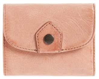 Frye Melissa Medium Trifold Leather Wallet