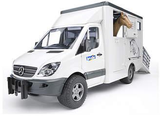 Bruder Mercedes-Benz Sprinter Animal Transporter