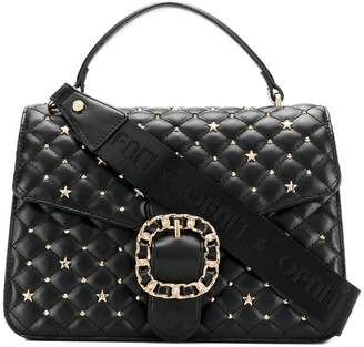 Liu Jo quilted star tote bag