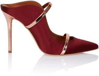 Malone Souliers Maureen Pump in Burgundy