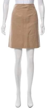 Tory Burch Knee-Length A-Line Skirt