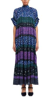 Opening Ceremony Floral Maxi Dress