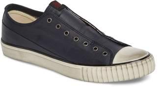 John Varvatos Bootleg by Linen Laceless Sneaker