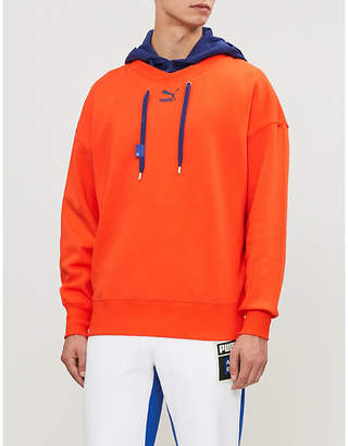 Puma x Ader Error cotton-blend hoody