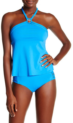 Lucky Brand Moccasin Tankini Top $78 thestylecure.com