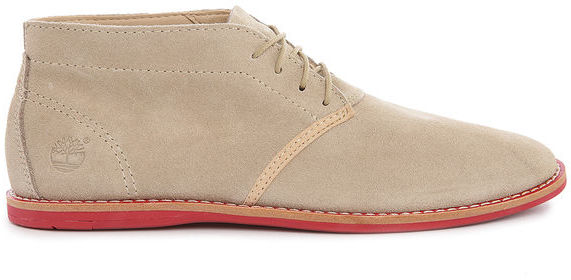 TIMBERLAND - Revenia Chukka Suede with Contrasting Sole Shoes