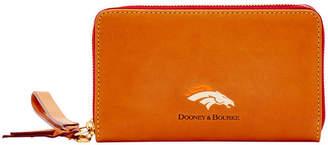 Dooney & Bourke Denver Broncos Florentine Zip Around Wallet