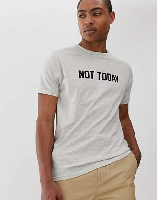 Brave Soul not today t-shirt
