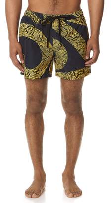 Double Rainbouu Amnesia Swim Shorts