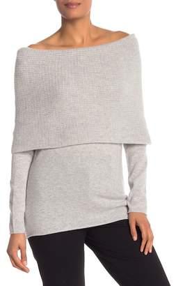 Unwine Cashmere Large Cowl Neck Sweater