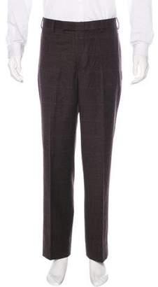 Dolce & Gabbana Printed Flat Front Shorts
