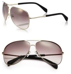 Marc by Marc Jacobs Gradient 63MM Aviator Sunglasses $120 thestylecure.com
