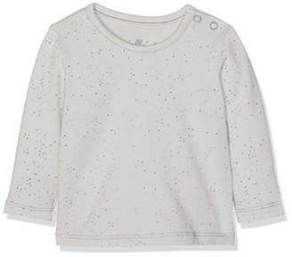 Jollein Long Sleeves Shirt, Size 50/56, Mini Dots, Soft Grey