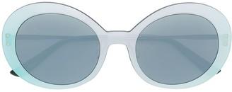 Christian Roth large round frame sunlasses