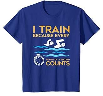 I Train 2-Sided Eat My Bubbles Shirt