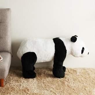 座れる動物スツール パンダ