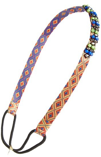 Cara 'Traveling Beads' Head Wrap