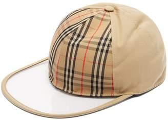 Burberry 1983 Vintage check cap