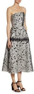 Roland Mouret Lydney A-Line Dress