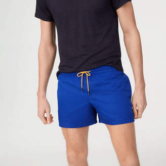 Club Monaco Arlen Solid Swim Trunk