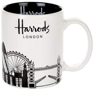 Harrods London Skyline Mug