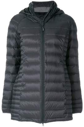 Canada Goose zipped up padded coat