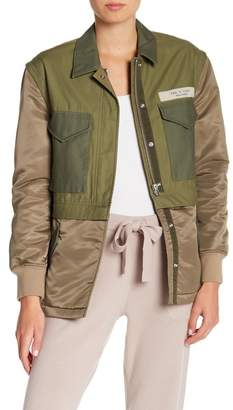Rag & Bone Modular Field Convertible Cotton Jacket