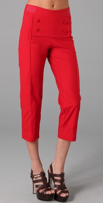 Camilla And Marc Eminent Cropped Pants