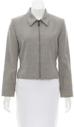 Pendleton Structured Wool Jacket