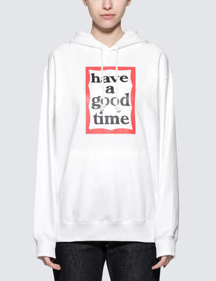 Have A Good Time Frame Pullover Hoodie