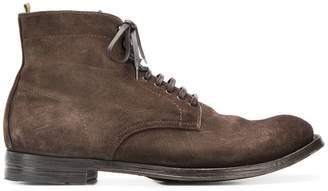 Officine Creative Anatomia Derby boots