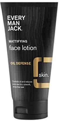 Every Man Jack Matte Face Lotion Oil Defense