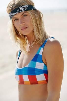 Mara Hoffman Dejeuner Lira Bikini Top