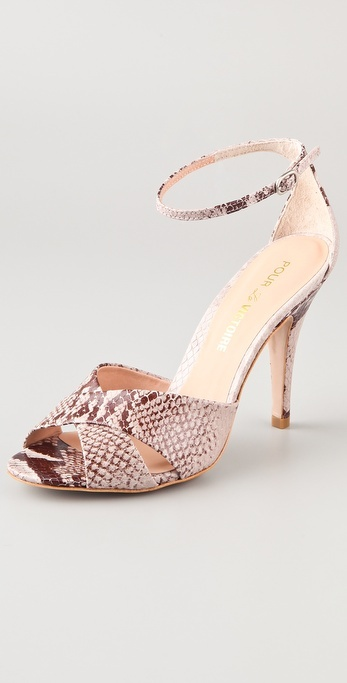 Pour La Victoire Kalinda High Heel Sandals