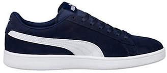 Puma Mens Smash V2 Suede Sneakers