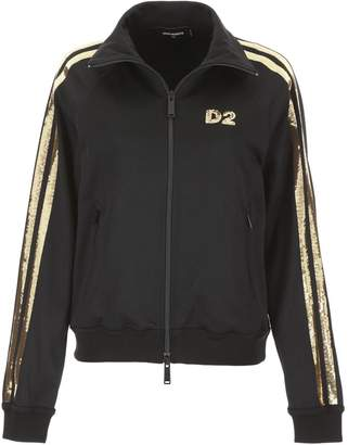 DSQUARED2 Track Jacket With Sequins