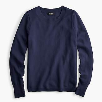 J.Crew Long-sleeve everyday cashmere crewneck sweater