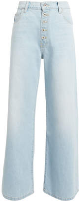 Nolita Eve Denim Charlotte Light Culotte Jeans