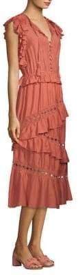 Rosale Crochet Dress