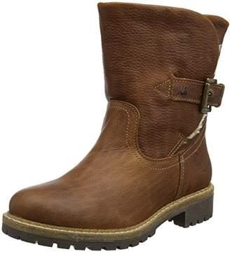 Gaastra Women's Ledro High TMB Fur W Biker Boots