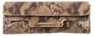 BCBGMAXAZRIA Glazed Embossed Bag