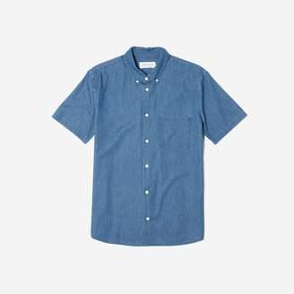 Everlane The Denim Short-Sleeve Shirt
