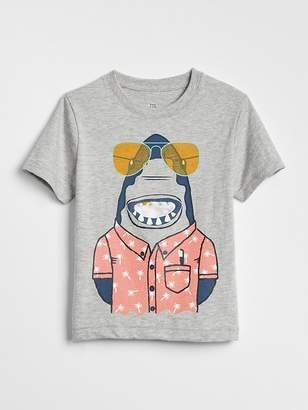 Gap Interactive Graphic Short Sleeve T-Shirt