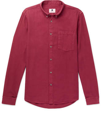 Falke NN07 Button-Down Collar Tencel Shirt